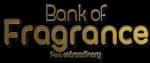 Bank of fragrance logo
